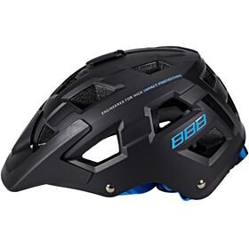 BBB Nanga BHE-54 Kask rowerowy niebieski/czarny